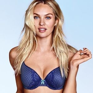 Victoria's Secret Body By Victoria Push Up Bra 32C